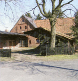Ortschaft Jeddingen: Altes Gebäude©Stadt Visselhövede