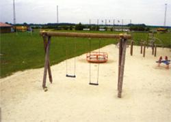 Ortschaft Schwitschen: Spielplatz am Sportplatz©Stadt Visselhövede