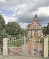Ortschaft Wittorf: Kapelle©Stadt Visselhövede